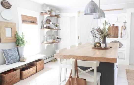 Wonderful Fall Kitchen Design For Home Decor Ideas 19