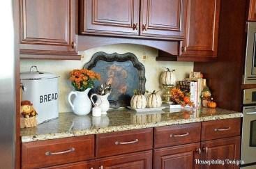 Wonderful Fall Kitchen Design For Home Decor Ideas 24