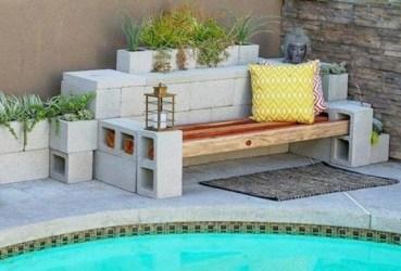Astonishing Diy Cinder Block Furniture Decor Ideas 05