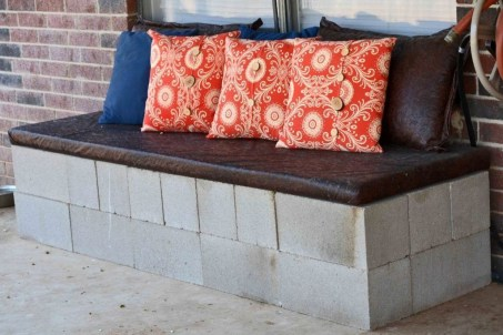 Astonishing Diy Cinder Block Furniture Decor Ideas 17