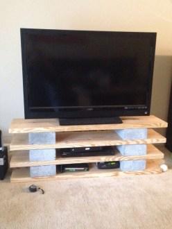 Astonishing Diy Cinder Block Furniture Decor Ideas 27