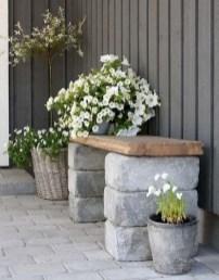 Astonishing Diy Cinder Block Furniture Decor Ideas 32