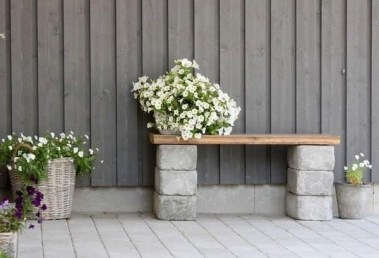 Astonishing Diy Cinder Block Furniture Decor Ideas 36
