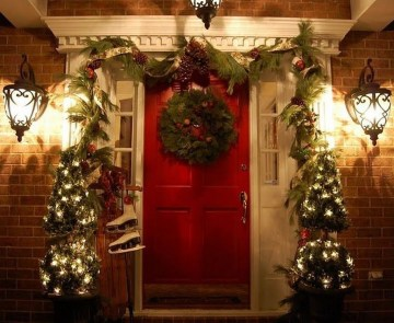 Awesome Christmas Decor For Outdoor Ideas 07
