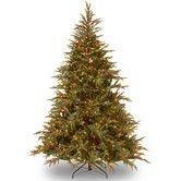 Easy Christmas Tree Decor With Lighting Ideas 24