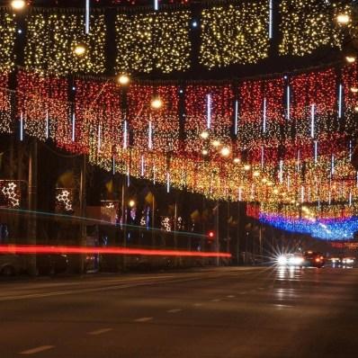 Easy Christmas Tree Decor With Lighting Ideas 42