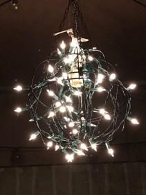 Elegant Christmas Lights Decor For Backyard Ideas 32