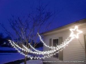 Extraordinary Outdoor Light Christmas Ideas 24
