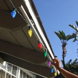 Extraordinary Outdoor Light Christmas Ideas 34