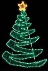 Extraordinary Outdoor Light Christmas Ideas 40