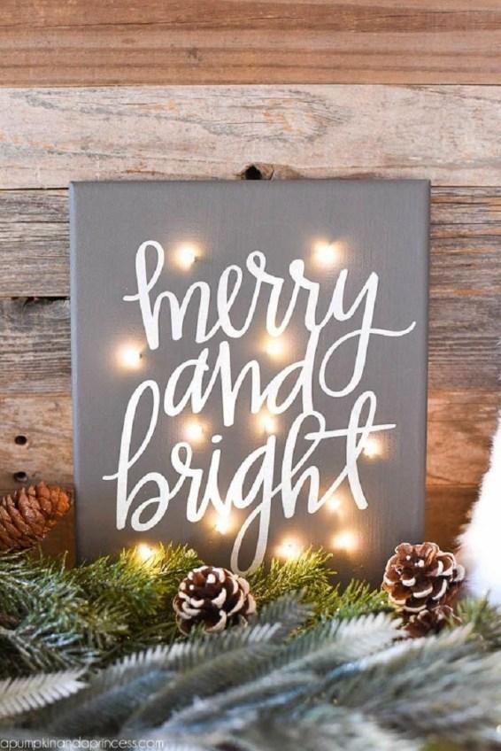 Extraordinary Outdoor Light Christmas Ideas 43