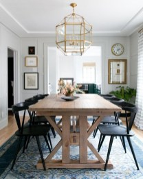 Luxurious Small Dining Room Decorating Ideas 01