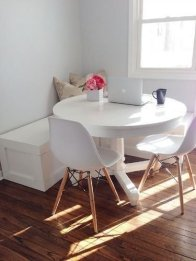 Luxurious Small Dining Room Decorating Ideas 02