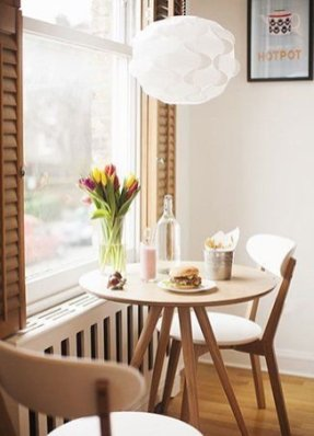 Luxurious Small Dining Room Decorating Ideas 26