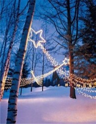 Marvelous Outdoor Lights Ideas For Christmas Decorations 12
