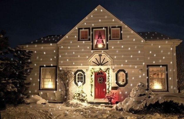 Marvelous Outdoor Lights Ideas For Christmas Decorations 23