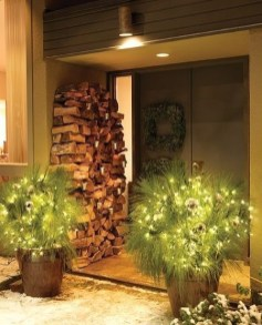 Marvelous Outdoor Lights Ideas For Christmas Decorations 42