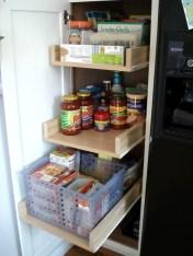 Minimalist Kitchen Area Firm And Diy Storage Ideas 05