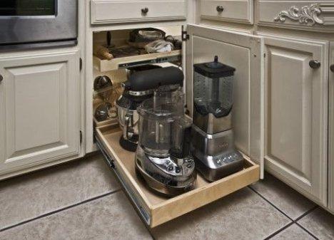 Minimalist Kitchen Area Firm And Diy Storage Ideas 07