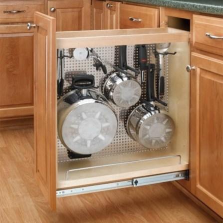 Minimalist Kitchen Area Firm And Diy Storage Ideas 30