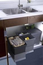 Minimalist Kitchen Area Firm And Diy Storage Ideas 36