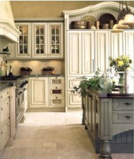 Newest French Country Kitchen Decoration Ideas 13