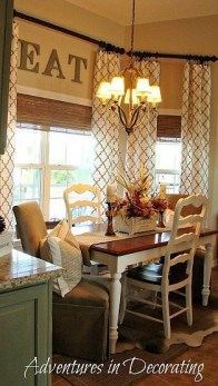Newest French Country Kitchen Decoration Ideas 23
