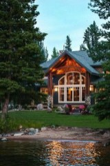 Outstanding Lake House Exterior Designs Ideas Will Totally Love 06