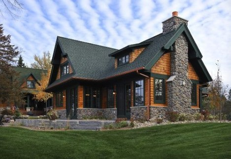 Outstanding Lake House Exterior Designs Ideas Will Totally Love 09