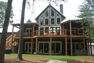 Outstanding Lake House Exterior Designs Ideas Will Totally Love 16