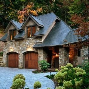 Outstanding Lake House Exterior Designs Ideas Will Totally Love 32