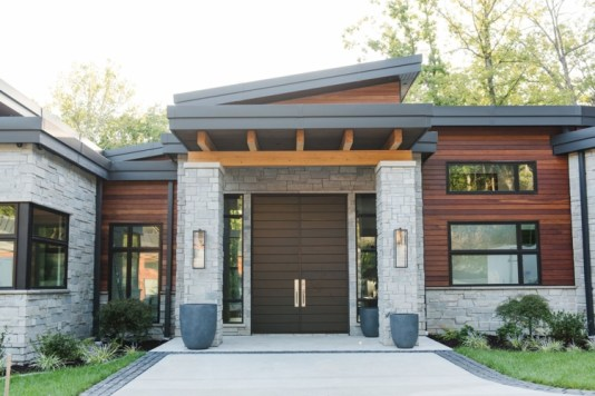 Outstanding Lake House Exterior Designs Ideas Will Totally Love 36