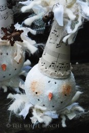 Stunning Paper Mache Ideas For Christmas 08