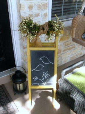 Amazing Front Porch Design Ideas For Valentines Day29