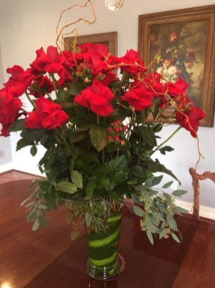 Awesome Flower Decoration Ideas For Valentines Day 06