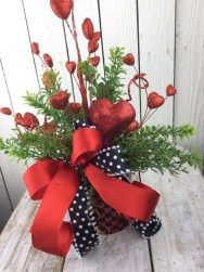Awesome Flower Decoration Ideas For Valentines Day 12