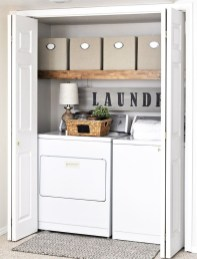 Best Small Laundry Room Design Ideas14