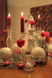 Cheap Valentine Table Decoration Ideas12