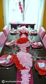 Cheap Valentine Table Decoration Ideas25