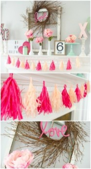 Elegant Diy Home Décor Ideas For Valentines Day16