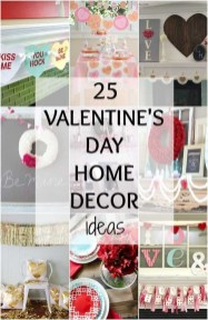 Elegant Diy Home Décor Ideas For Valentines Day30