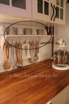 Elegant Kitchen Organization Ideas For Your Kitchen15
