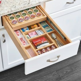 Elegant Kitchen Organization Ideas For Your Kitchen28