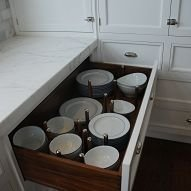 Elegant Kitchen Organization Ideas For Your Kitchen40