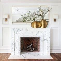 Fabulous Vintage Fireplace Design Ideas40