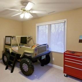 Gorgeous Diy Kids Car Bed Ideas05