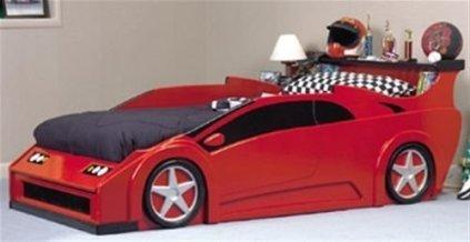 Gorgeous Diy Kids Car Bed Ideas15