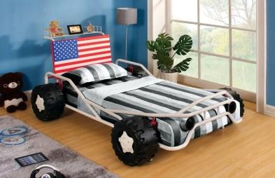 Gorgeous Diy Kids Car Bed Ideas26