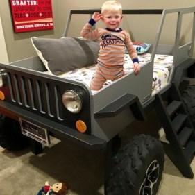 Gorgeous Diy Kids Car Bed Ideas31
