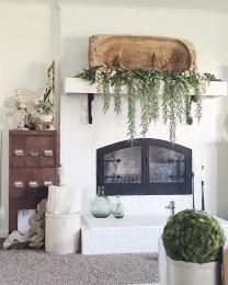 Incredible Halloween Fireplace Mantel Design Ideas37